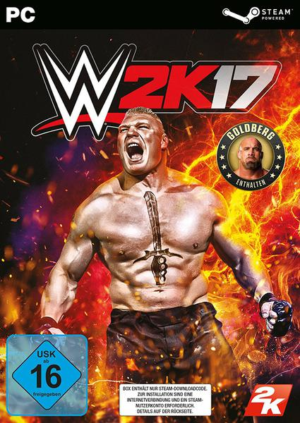WWE 2K17 Digital Deluxe Edition MULTi6 – x.X.RIDDICK.X.x
