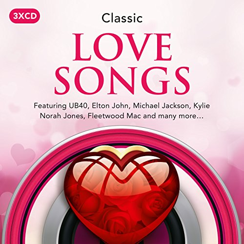 Classic Love Songs (3CD, 2017)