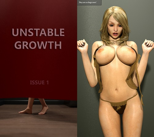 Alex GTS Artist - Unstable Growth 1-11