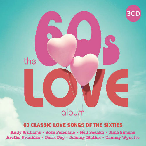 The 60s Love Album (3CD, 2017)