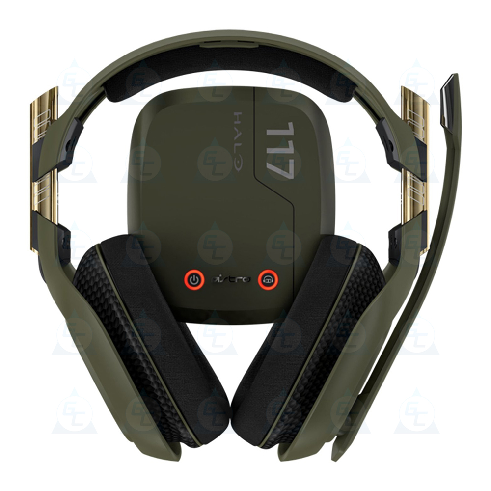 astro gaming a50 wireless 7 1 headset limited halo edition. Black Bedroom Furniture Sets. Home Design Ideas