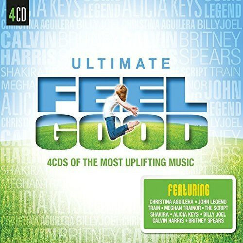 Ultimate Feel Good (4CD, 2016)