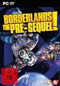 Borderlands: The Pre-Sequel Deutsche  Texte, Untertitel, Menüs, Videos, Stimmen / Sprachausgabe Cover