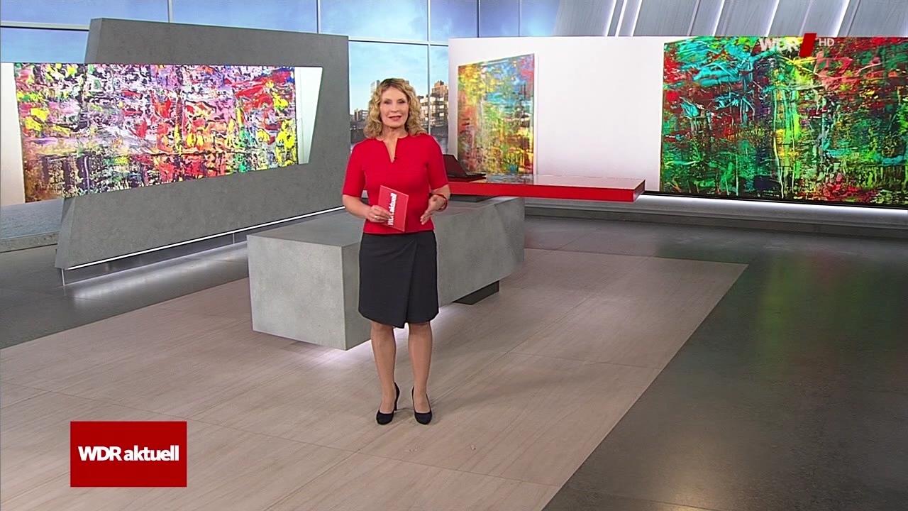 """Susanne Wieseler """"WDR Aktuell"""" Am 06 02 2017 Bilder Bei Mirror"""