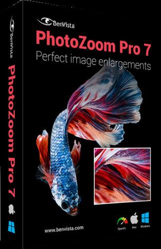 Benvista PhotoZoom Pro 7.0.6 Multilanguage
