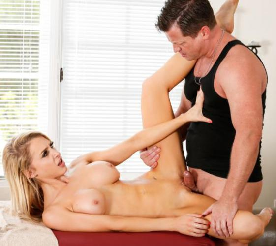 FantasyMassage Alix Lynx Honey It Started As A Footjob Part One 1080p Cover