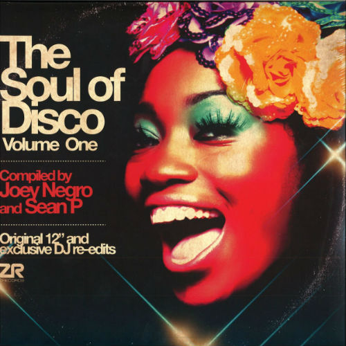 The Soul Of Disco Vol.1 (By Joey Negro And Sean P) (2017)