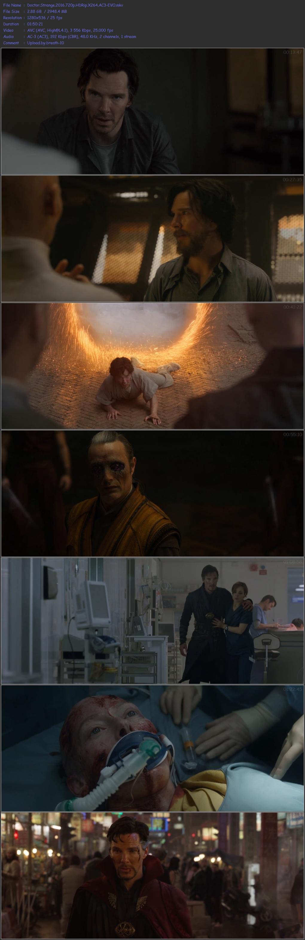 Доктор Стрэндж  Doctor Strange 2016 смотреть фильм