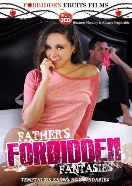 Fathers Forbidden Fantasies Cover