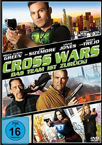 Cross Wars 2017 German ml pal dvd9 untouched