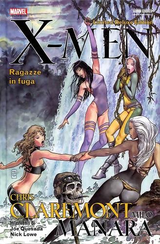 Milo Manara - X-Men Ragazze in fuga (Italian)