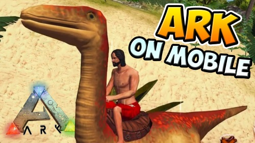 No Root - The Ark of Craft: Dinosaurs - Unlimited Gold/Gems & and