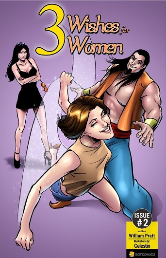 Three Wishes for Three Women 2