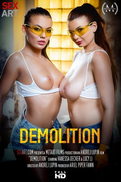 Lucy Li, Vanessa Decker - Demolition 10.02.2017