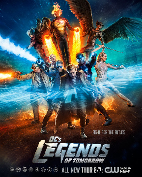 DCs Legends of Tomorrow S01 German WS BDrip x264-Rsg