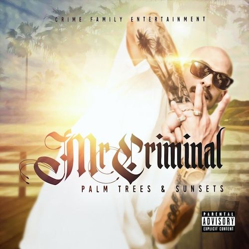 Mr. Criminal - Palm Trees & Sunsets (2017)