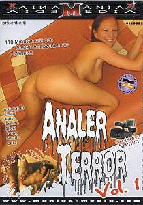 Analer Terror Cover