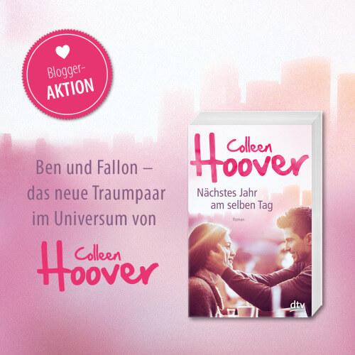 Endlich ein neues Buch von Colleen Hoover!