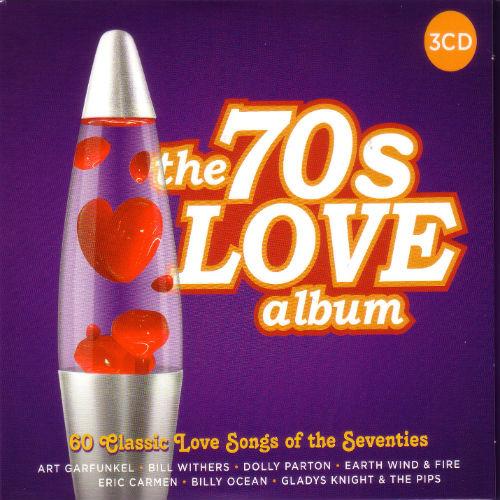 The 70s Love Album (3CD, 2017)