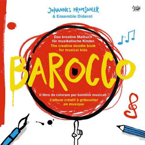 Barocco The Creative Doodle Book (2016)