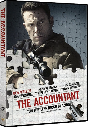 The Accountant (2016) DVD5 Compresso ITA SUB-BFD