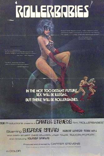Rollerbabies (1976) Cover