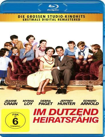 Zvrjotxa in Im Dutzend Heiratsfaehig 1952 German DL 1080p BluRay x264
