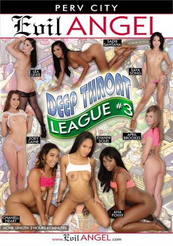 Deep Throat League 3 Cover
