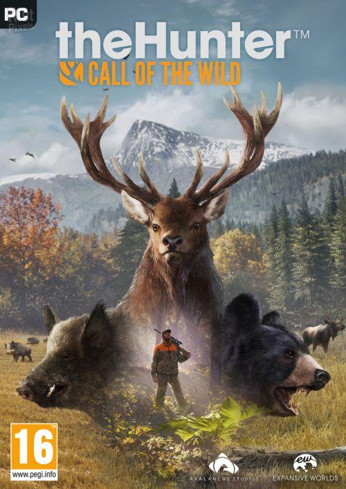 theHunter: Call of the Wild (2017) qoob RePack / Polska Wersja Językowa