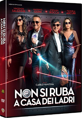 Non si ruba a casa dei ladri (2016) DVD9 Copia 1-1 ITA SUBS-BFD