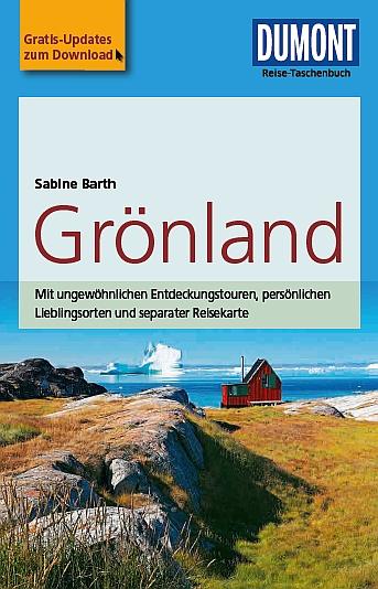 Dumont - Reise-Taschenbuch - Grönland