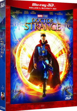 Doctor Strange (2016) 3D H-SBS 1080p DTS ENG AC3 ITA ENG SUBS-BFD