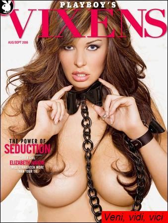 Playboys Vixens AugustSeptember 2006