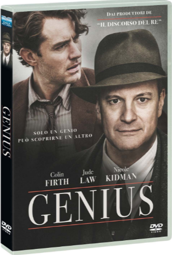 Genius (2016) DVD9 Copia 1-1 ITA ENG SUBS-BFD