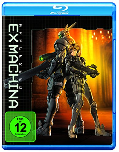 Appleseed Ex Machina German 2007 AniMe Dl Pal Dvdr iNternal - CiA