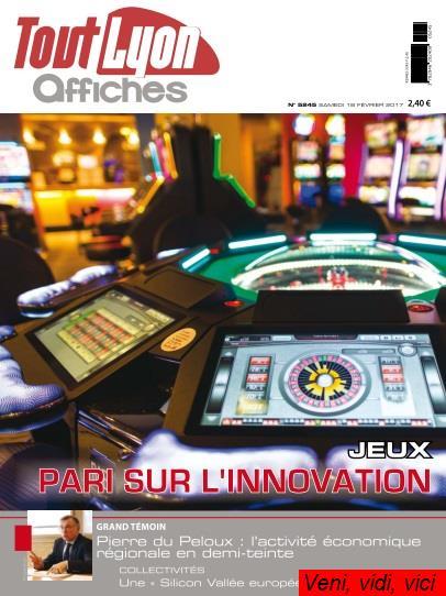Le Tout Lyon 18 Fevrier 2017