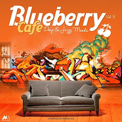 Blueberry Cafe Vol.3 (Compiled By Marga Sol) (2017)