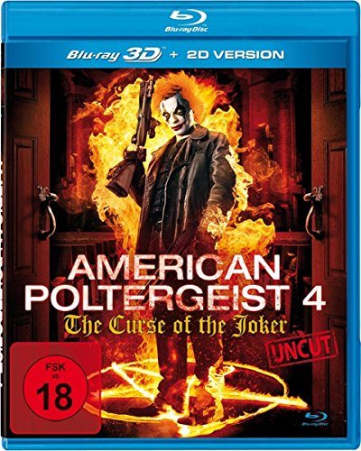 American Poltergeist 4 The Curse of the Joker 3D 2016 German Dl 1080p BluRay x264 - Roor