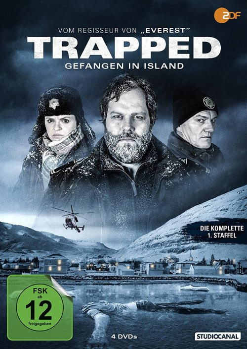 Trapped Gefangen in Island s01 German WEBRip x264 TiG