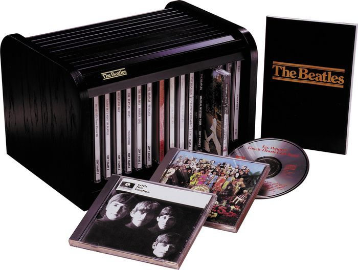 The Beatles Stereo And Mono Box Sets 2009 Extras