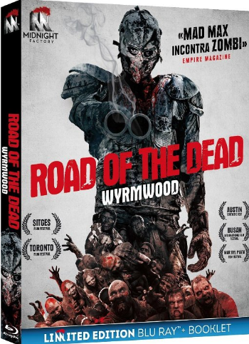 Road of the Dead (2014-2017) Bluray RIP 1080p DTS ENG ITA AC3 ITA ENG SUBS-BFD
