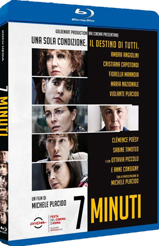 7 Minuti (2016) Bluray FULL Copia 1-1 AVC 1080p DTS HD MA ITA-BFD