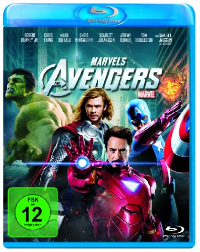 The Avengers 2012 UnZENSIERT German DtS 1080p BluRay x264-LeetHD
