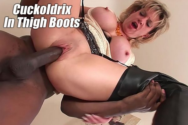 Lady Sonia - The Cuckoldrix In Thigh Boots