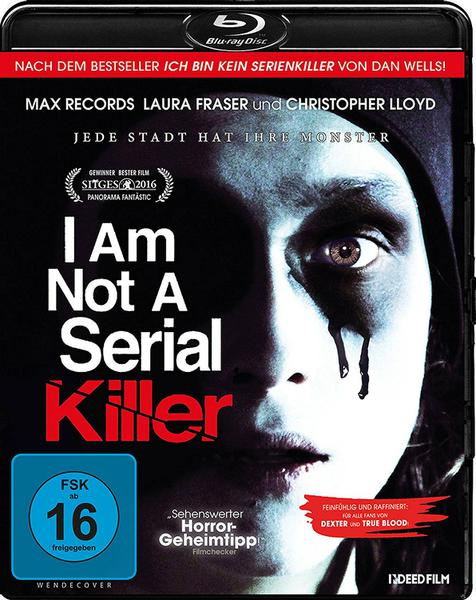 I Am Not a Serial Killer 2016 DuAL CoMPLETE BlURAY-iFPD