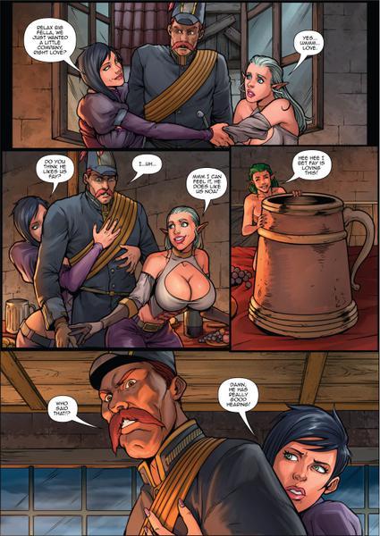 Zzz Comics Thar Be Gts 3 Ce