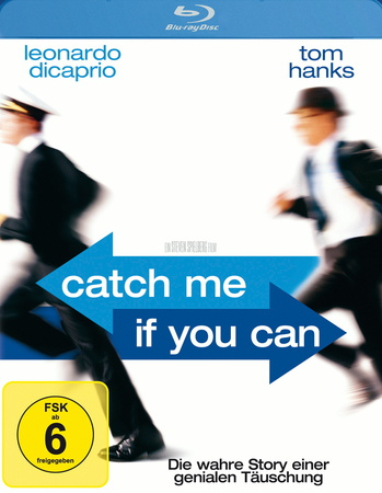 Catch Me If You Can 2002 German Dl 720p BluRay x264-LeetHD
