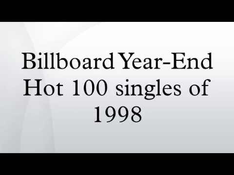 Billboard Top 100 Year-End Charts Of 1998 (1998)