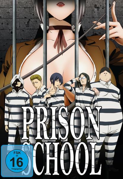 Prison School Vol 3 German 2015 ANiME dl 1080p BluRay x264 stars