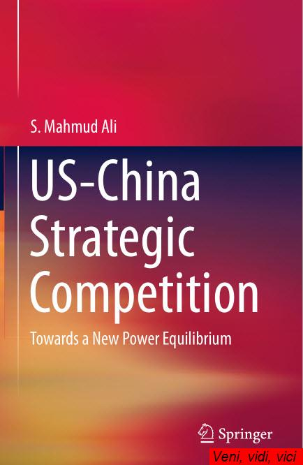 Us China Strategic Competition Towards a New Power Equilibrium
